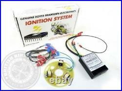 Boyer MK3 Ignition Kit Suzuki GT380/GT550/GT750 Triples