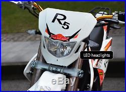Brand New 250cc 4 Stroke Adult Full Size Enduro Dirt Bike