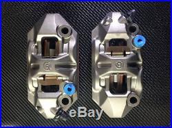 Brembo M4 Monoblock calipers cbr 1000 rr bmw ktm gsxr gsx-r zxr yamaha r1 r6