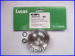 Bsa A10 A7. Triumph Pre-units Electronic Ignition-lucas K2f Magneto+timing Wheel