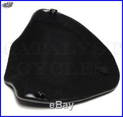 Butt Bucket Solo Seat for Harley Softail FXST & FLST 1984-99 Vinyl Solo Seat