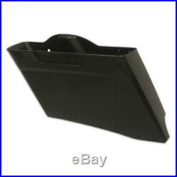 CVO Style Stretched ABS Saddlebags for 1997-2013 Harley-Davidson Touring models