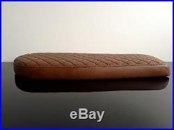 Cafe-Racer Scrambler Sitzbank Seat Selle Bench Banco Banc braun brown Universal