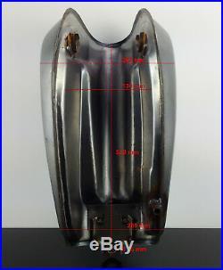 Cafe-Racer Scrambler Tank Motorradtank Fuel-/Gasoline Tank Réservoir Universal
