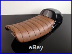 Cafe-Racer Sitzbank Seat Bench Selle Banco Banc Scrambler Honda CX 500 650 CX500