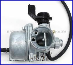 Carburetor XR 70 R CRF 70 F XR70 CRF70 OEM PB12H Genuine Honda Carb #K72
