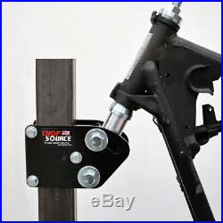 Chop Source Motorcycle Frame Jig Kit Chopper Harley Neck Cones Fixtures