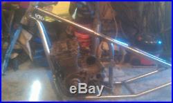 Chopper/lowrider/bobber/rigid frame