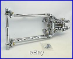 Chrome Antique Vintage Replica 30 20 -2 Under Stock Springer Fork Front End