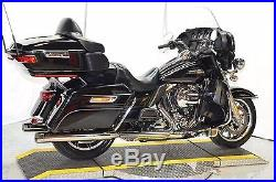 Chrome Slip-on Mufflers Set Exhaust Pipe 1995-2016 Harley Touring Bagger Dresser