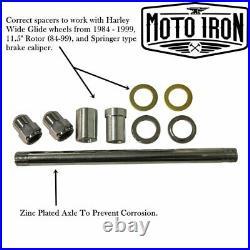 Chrome Springer Front End +6 Length Harley Davidson Sportster Bobber Chopper dna