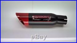 Coffman Shorty ExhaustMotorcycle Universal Muffler