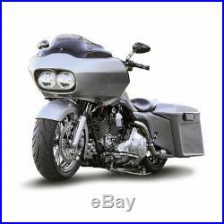 Complete 180 PITBULL Wide Front Kit 00-13 Harley-Davidson Wheel and Fender