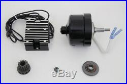 Complete Alternator Generator Conversion Kit, for Harley Davidson, by V-Twin