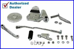 Complete Chrome Forward Control Shift Kit 1952-1978 Harley Panhead & Shovelhead