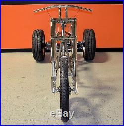 Custom Trike Softail Bobber Chopper Frame Rolling Chassis