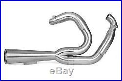Danmoto Highwayman 2-1 Full Exhaust Harley Davidson V-ROD VRSC 02-06 HM5