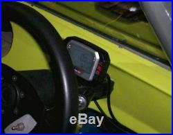 Digital Speedo Tacho Fuel Temp Gauge Sports Car Drag Car Club Racing HQ Racing