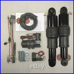 Dirty Air V-Rod Night Rod Rear Air Suspension System 01-17 Harley V-Rod