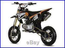 DirtyB 140 Thumpstar Pit Bike Dirt Bike Stomp wpb Motocross, moto, petrol, dirt