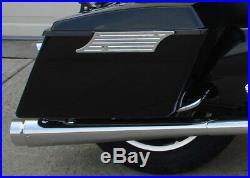 Dna 4 Megaphone Slip-on Mufflers Exhaust Harley Electra Tri Glide Touring 95-16