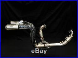 Ducati Panigale 1199, 1299, 1299 SP & R Vandemon Titanium Exhaust System 2011-20