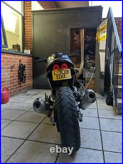 Ducati monster 620 ie Cafe Racer