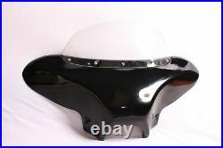 Fairing Batwing Painted Windshield Universal For Suzuki Boulevard 7 Headlight