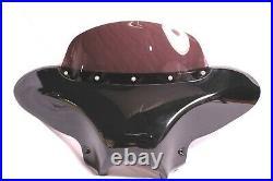 Fairing Windshield Universal Batwing 4 Kawasaki Vulcan 1500 1600 1700 Nomad