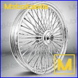 Fat Spoke Wheel 21x2.15 Single Disc For Harley Sportster Dyna Low Rider Model