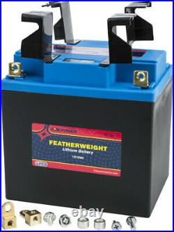 Feather Weight Fire Power Battery Lithium 450 CCA 66010-97A Harley Touring 97-20