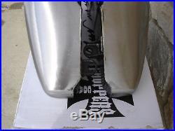 For Harley Softail Fatboy Heritage 84-99 Fat Bob 5 Gal Gas Tank
