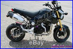 Full Blown Stage 1 Turbo Kit Honda Grom MSX125