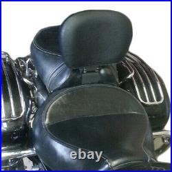 Fully Adjustable Driver's Backrest Kawasaki Vulcan 1500 VN1500 Classic Nomad