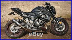 GRmoto Motorcycle Exhaust Slip On Carbon Suzuki Honda Yamaha Kawasaki Aprilia