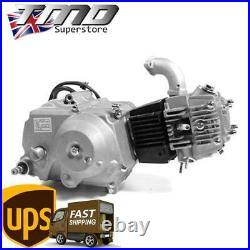 Genuine YX110 Semi-Automatic Pit Bike Auto Engine Monkey 4-Stroke C90 Motorbike