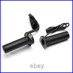 Genuine Yamaha Motorcycle Heated Grips- Fits all makes with 22mm handlebars