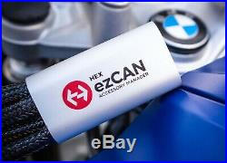 HEX EzCAN Accessory Manager BMW R1200 R1200GS R1200RS R1250GS New Gen 2 Model