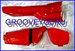 HONDA CT90 CT110 Complete Body Panel Set Genuine 64301-102-670ZE + + + R110