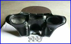 HONDA VTX BATWING FAIRING WINDSHIELD C R S 1800 1300 BAGGER 6x9 SPEAKER HOLES