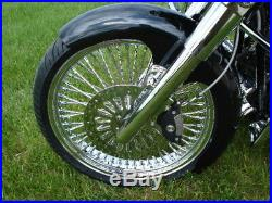 Harley Bagger Touring Street Glide FLHT FLHR FLHX FLTR front fender 21 wheel