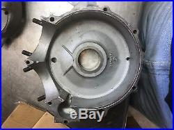 Harley Davidson 1950 EL panhead knucklehead motor engine cases