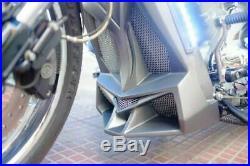 Harley Davidson Custom VROD Chin Spoiler Radiator Cover V-Rod Muscle 07-UP VRSCF