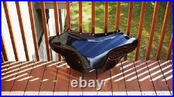 Harley Davidson Road King motorcycle fairing fiberglass batwing 6.5 speakers
