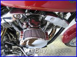 Harley Davidson Shovelhead Cv40mm Performance Tuned