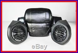 Harley Davidson Touring King Tour Pak Pack 6.5 Speaker Pods 1993-2013