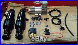 Harley Davidson air ride SUSPENSION TOURING! 94-19 USA SELLER AND WARRANTY