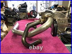 Harley Shovelhead Turbo Chopper Exhaust Charger Rb Racing Digger Rayjay Engine