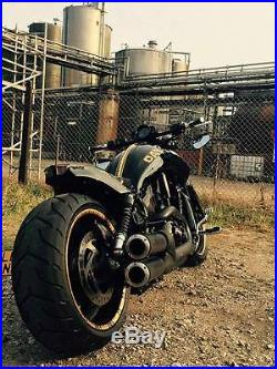 Harley V Rod Night Rod Conversion Modification Facelift Body Kit built like this