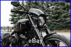 Harley-davidson Aggressor Series Softail Breakout Headlight Fairing 18-20 Fxbr